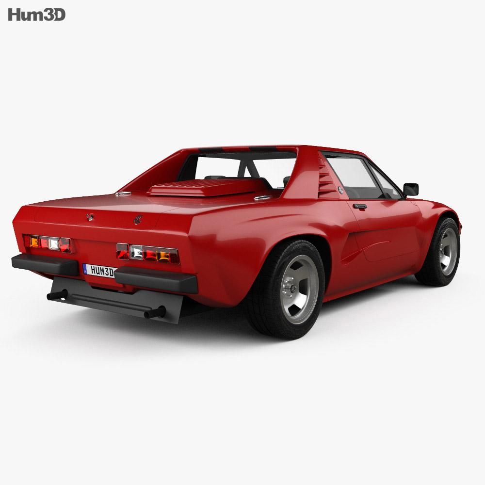 AC 3000ME 1979 3d model