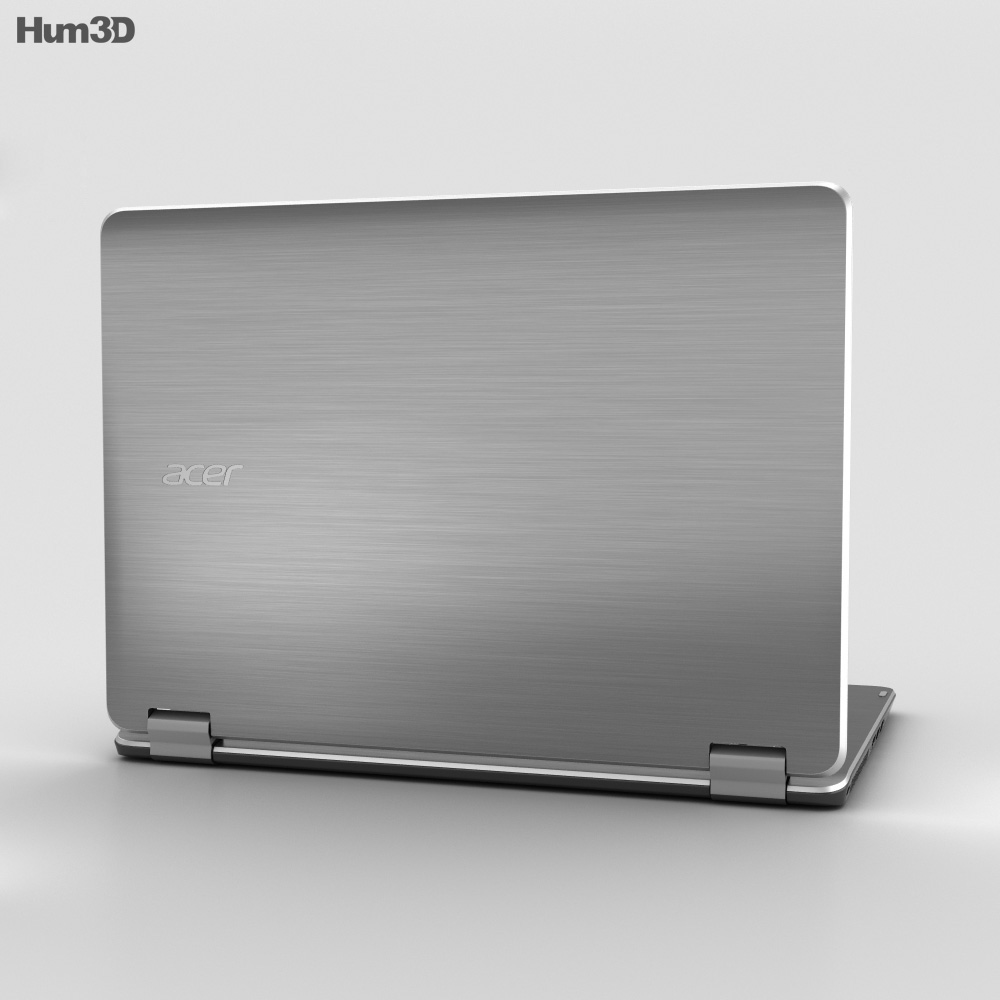 Acer Aspire R14 3d model