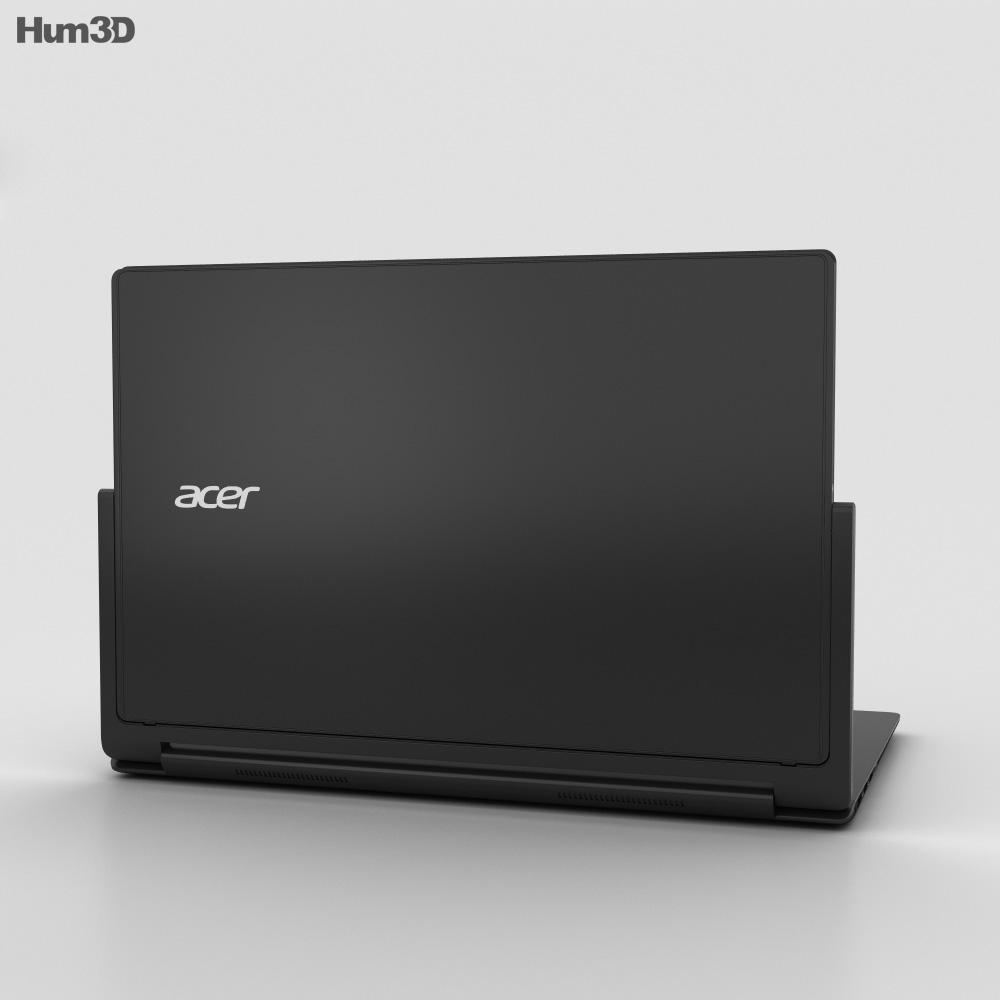 Acer Aspire R13 3d model