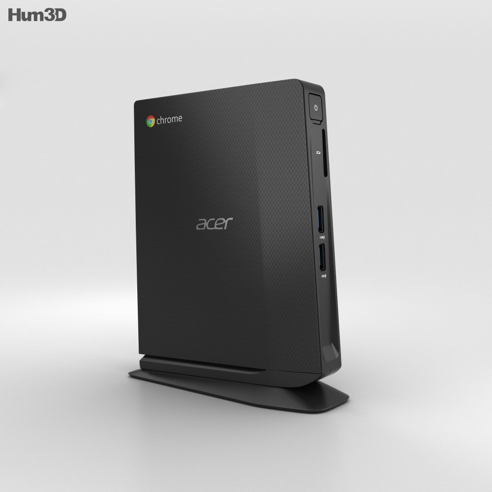 Acer Chromebox 3d model