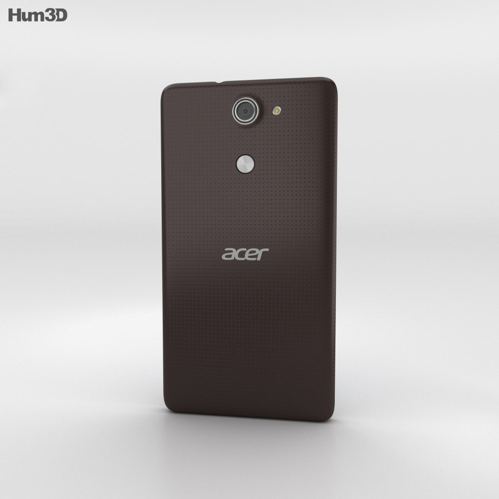 Acer Liquid X1 Graphite Black 3d model