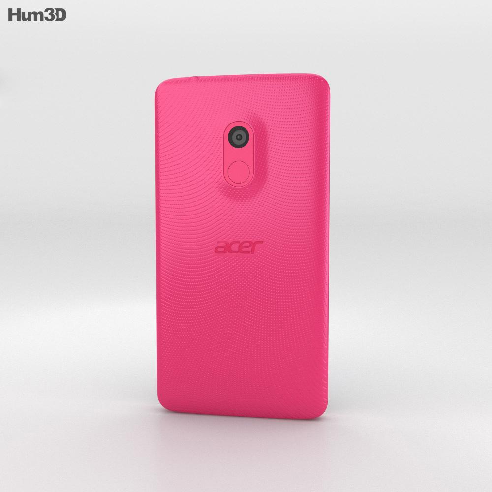 Acer Liquid Z200 Fragrant Pink 3d model