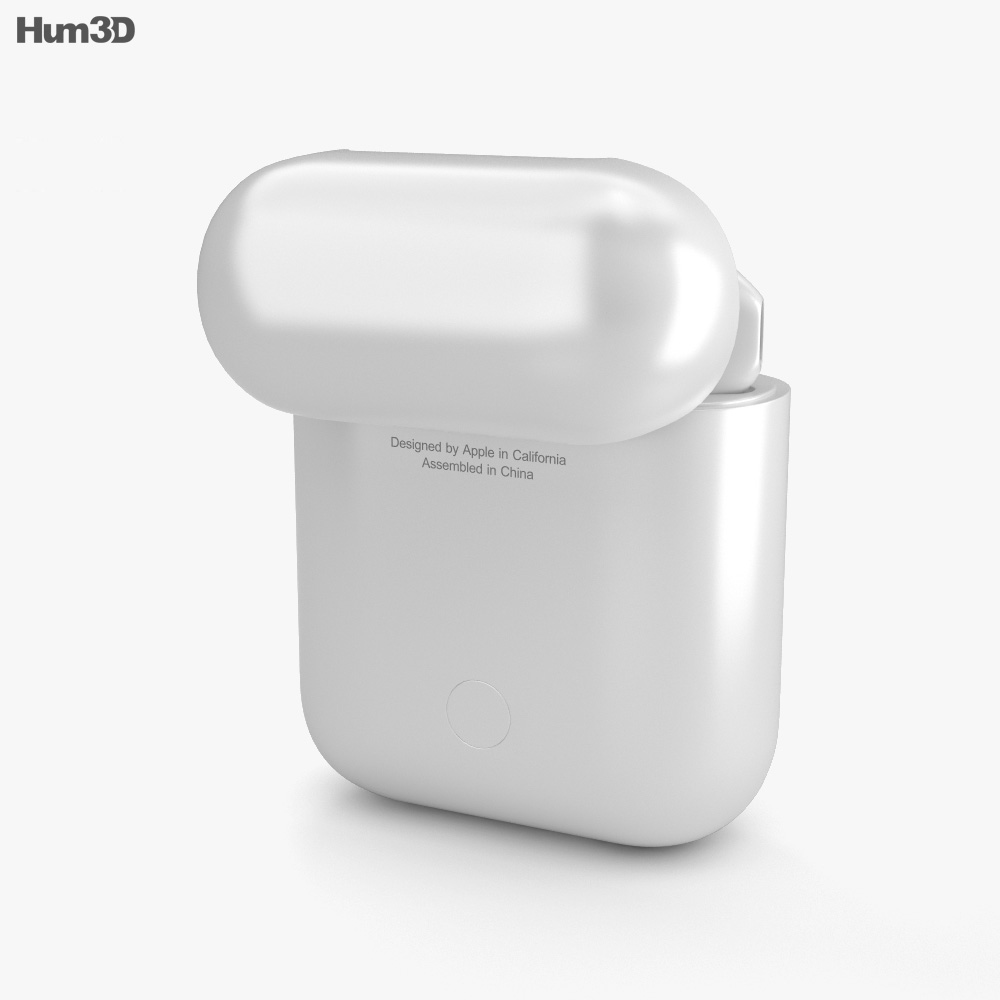 Apple AirPods 3d model