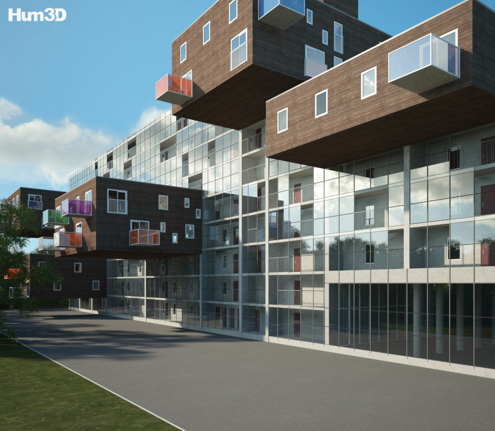 Wozoco Apartments Model