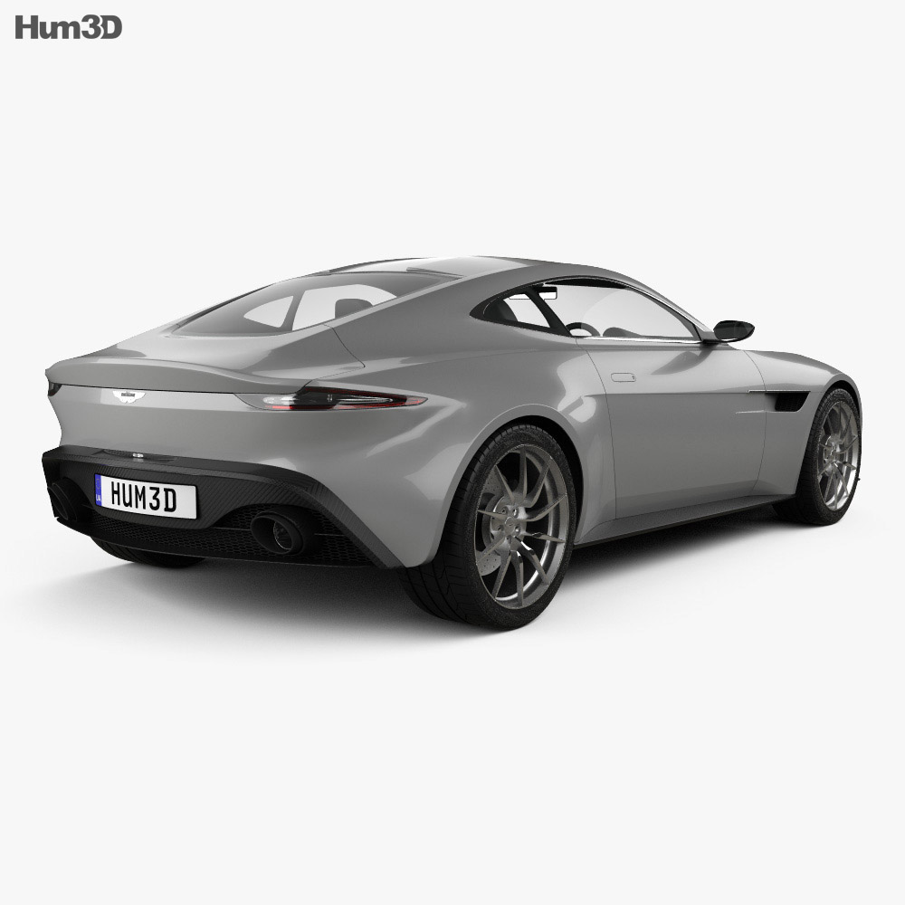 aston martin db10 2015 3d model humster3d. Black Bedroom Furniture Sets. Home Design Ideas