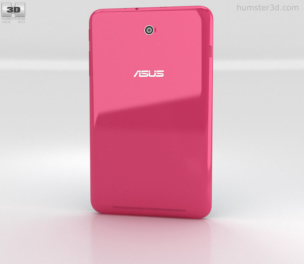 Asus MeMO Pad 8 3d model