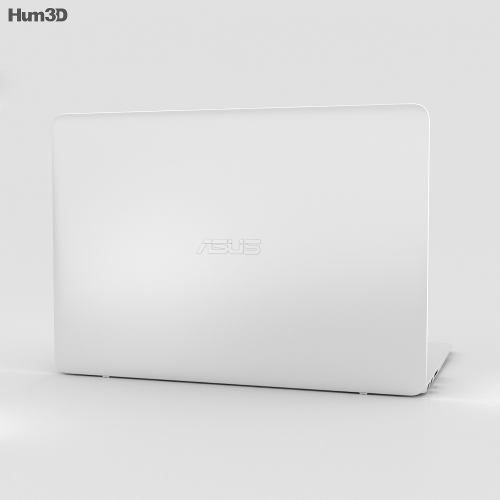 Asus Zenbook UX305 Ceramic Alloy 3d model