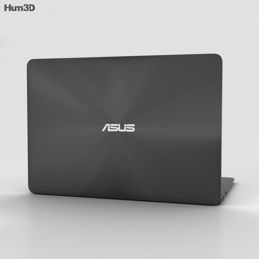 Asus Zenbook UX305 Obsidian Stone 3d model