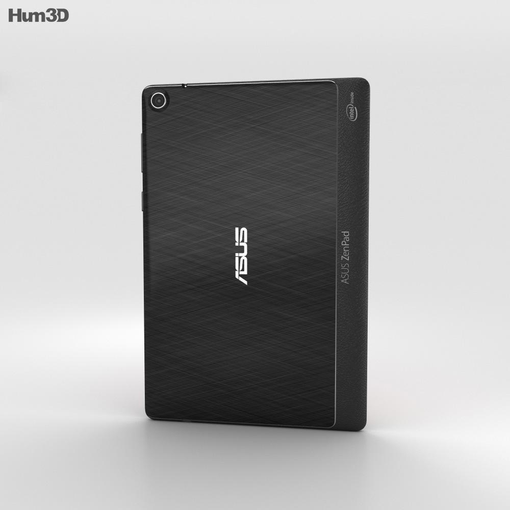 Asus ZenPad S 8.0 Black 3d model
