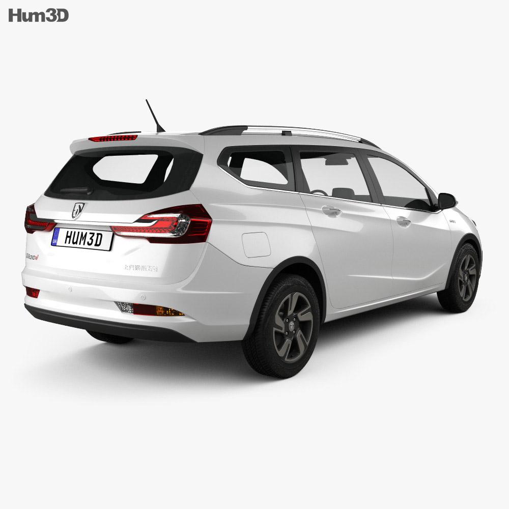 Baojun 310W 2018 3d model