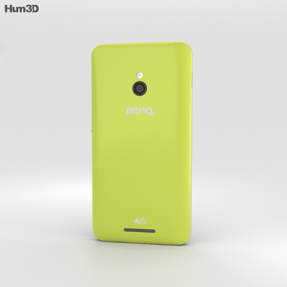 BenQ T3 Green 3d model