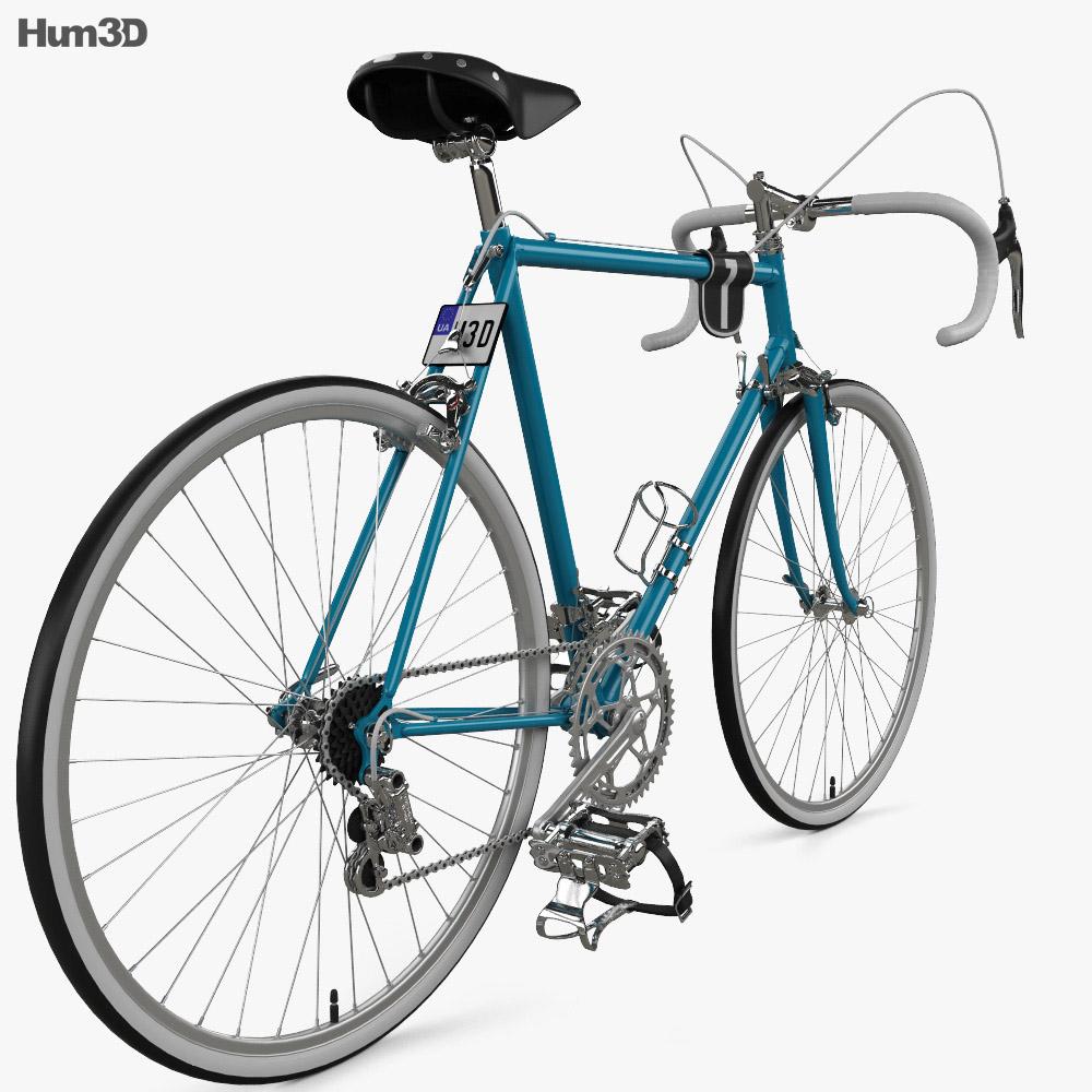Gitane Helyett 1962 3d model