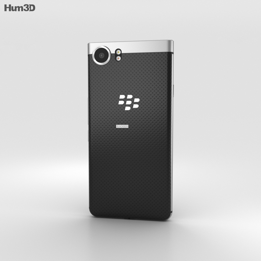 BlackBerry Keyone 3d model