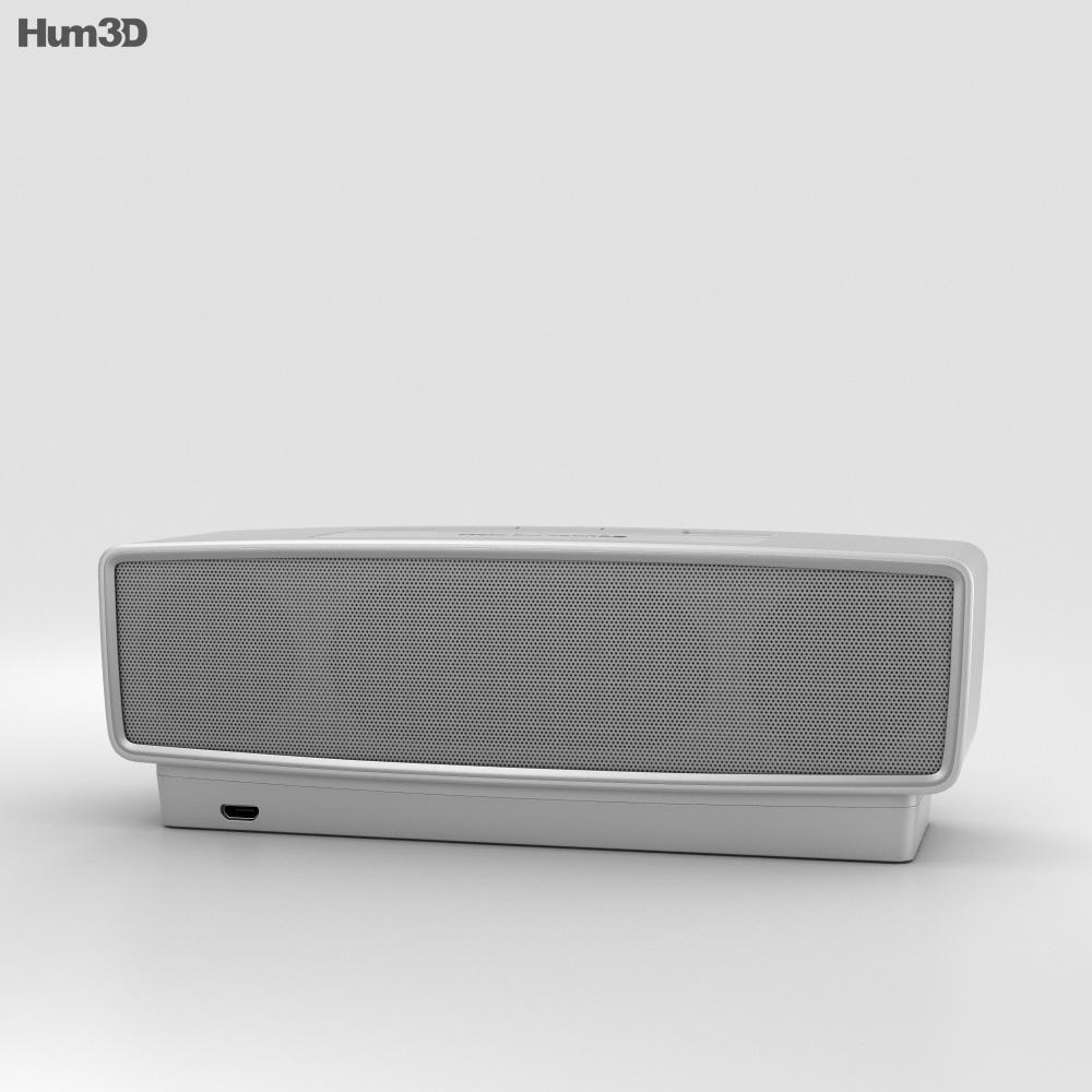 Bose SoundLink Mini 2 Pearl 3d model