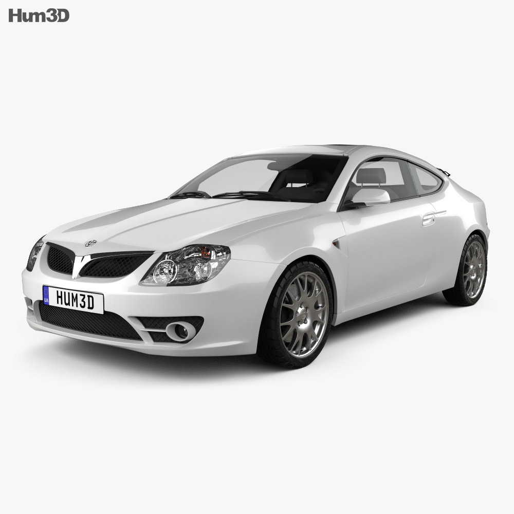 Brilliance BC3 2012 3d model