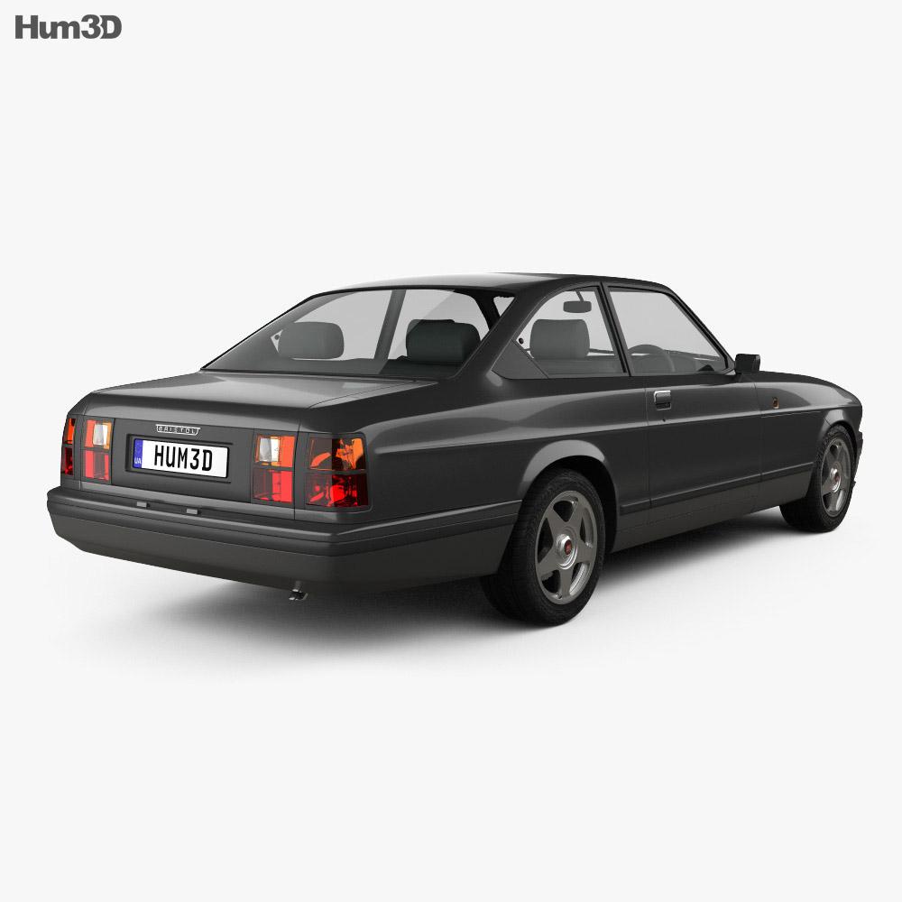 Bristol Blenheim 3 1999 3d model