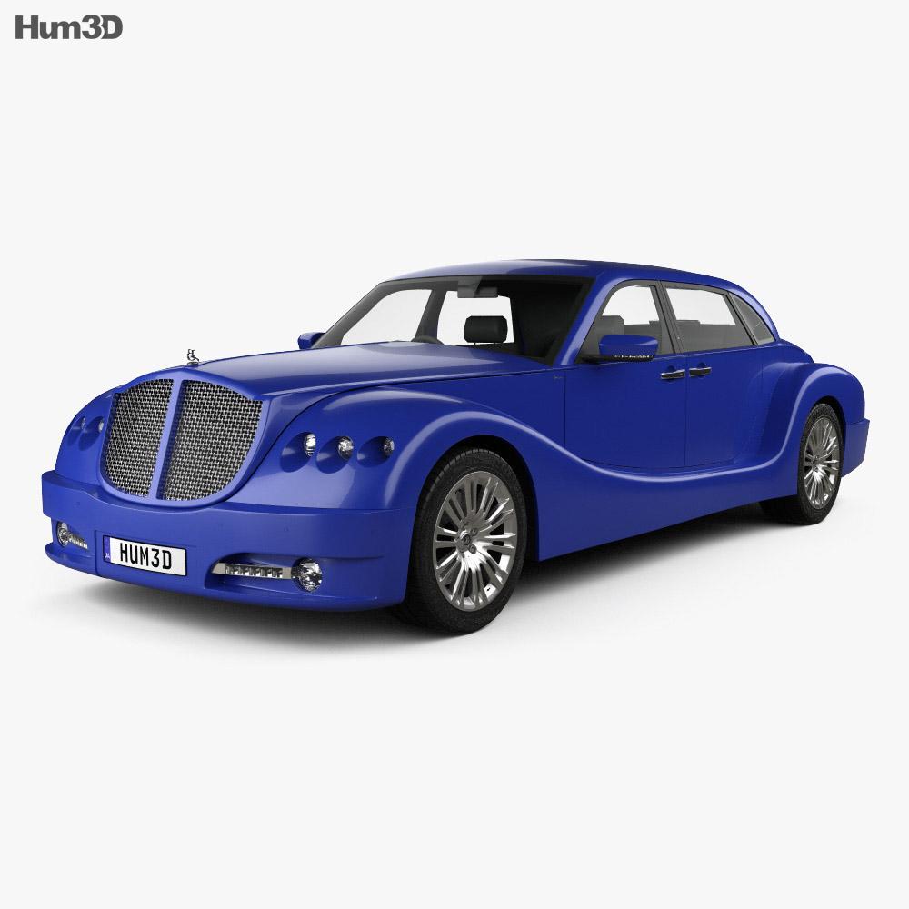 3D model of Bufori Geneva 2016
