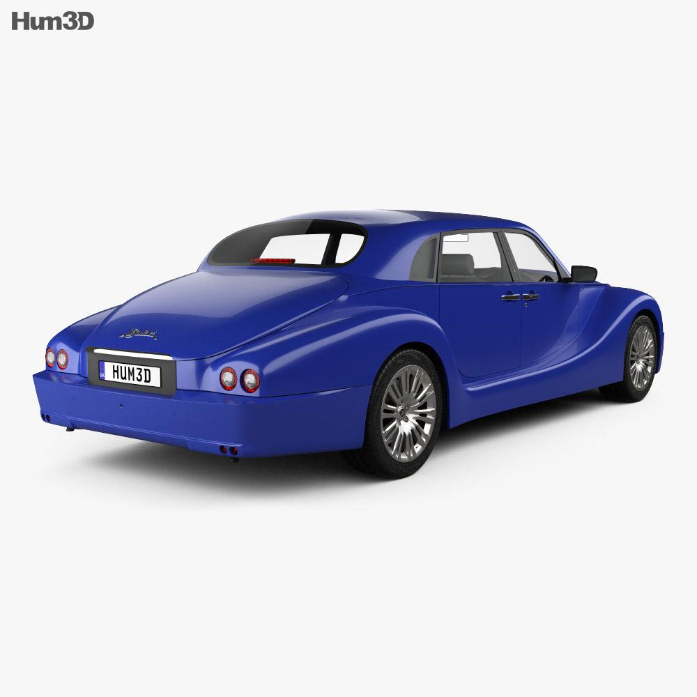 Bufori Geneva 2016 3d model