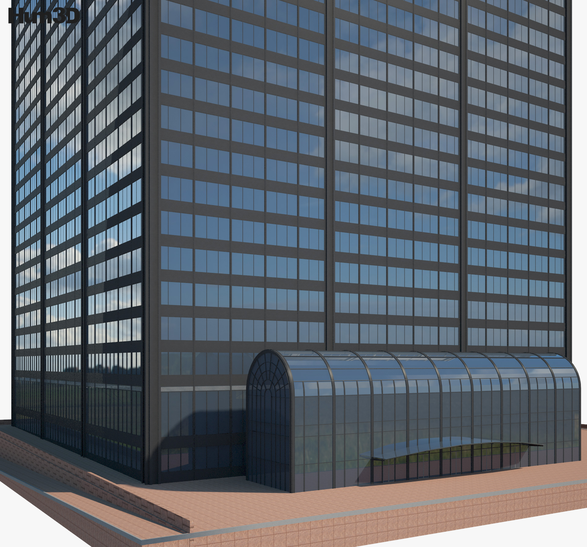 Willis Tower 3d model