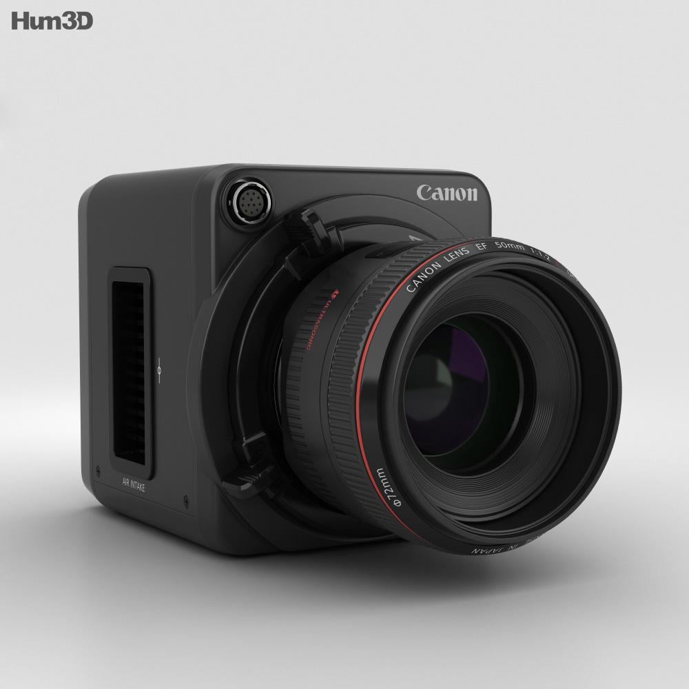 Canon ME20F-SH 3d model