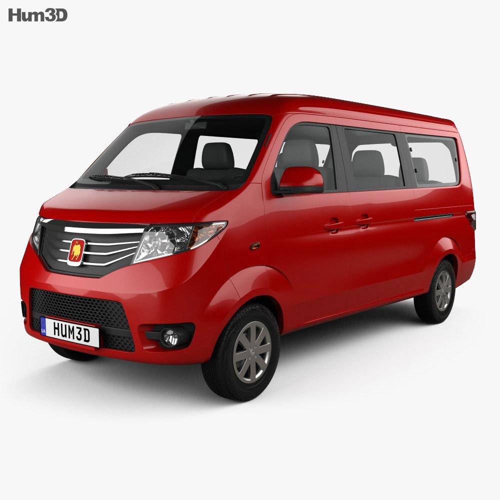 Chana Taurus 2011 3d model