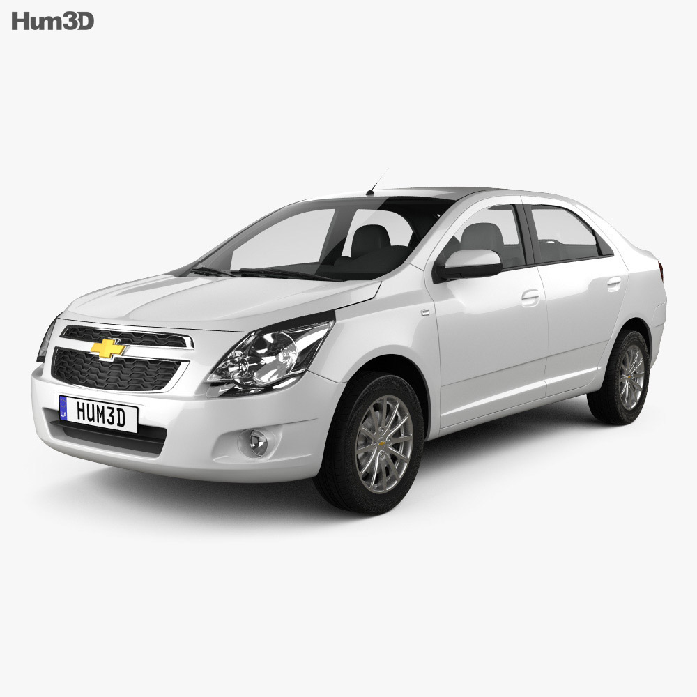 Chevrolet Cobalt 2012 3d model