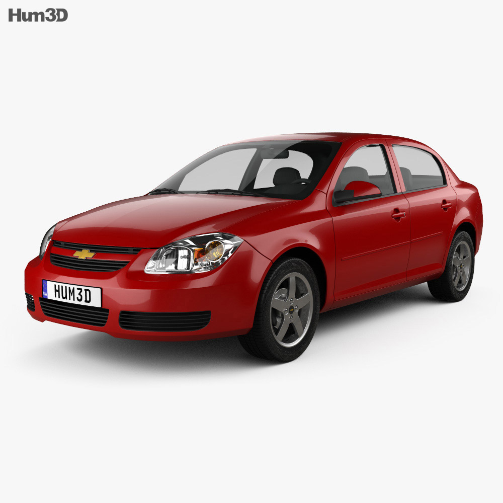Chevrolet Cobalt LT 2004 3d model
