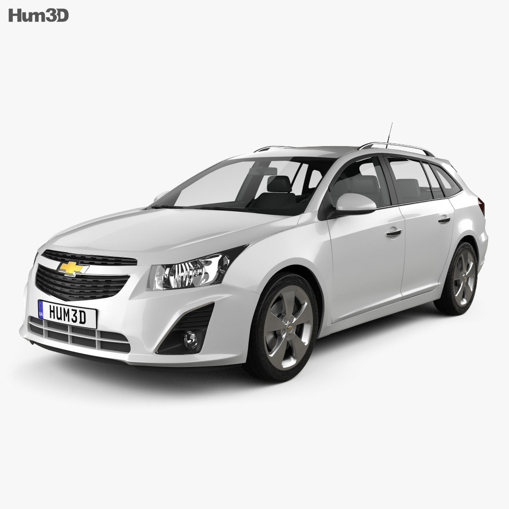 Chevrolet Cruze Wagon 2012 3d model