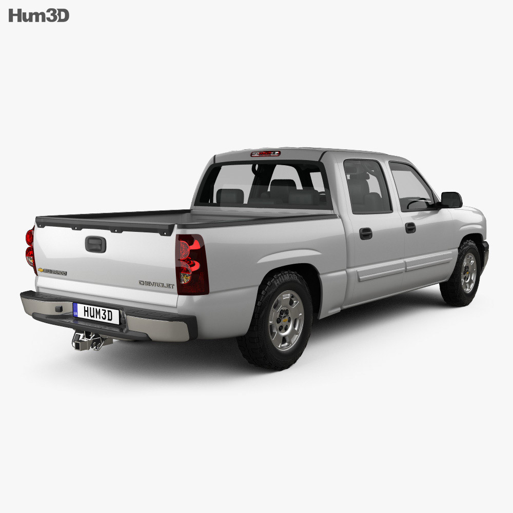 2002 Chevrolet Silverado 3500 Crew Cab Suspension: Chevrolet Silverado 1500 Crew Cab Short Bed With HQ
