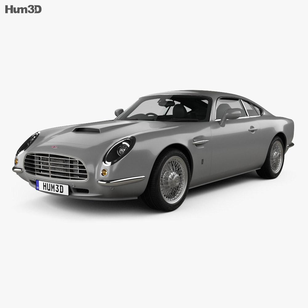 3D model of David Brown Speedback GT 2014