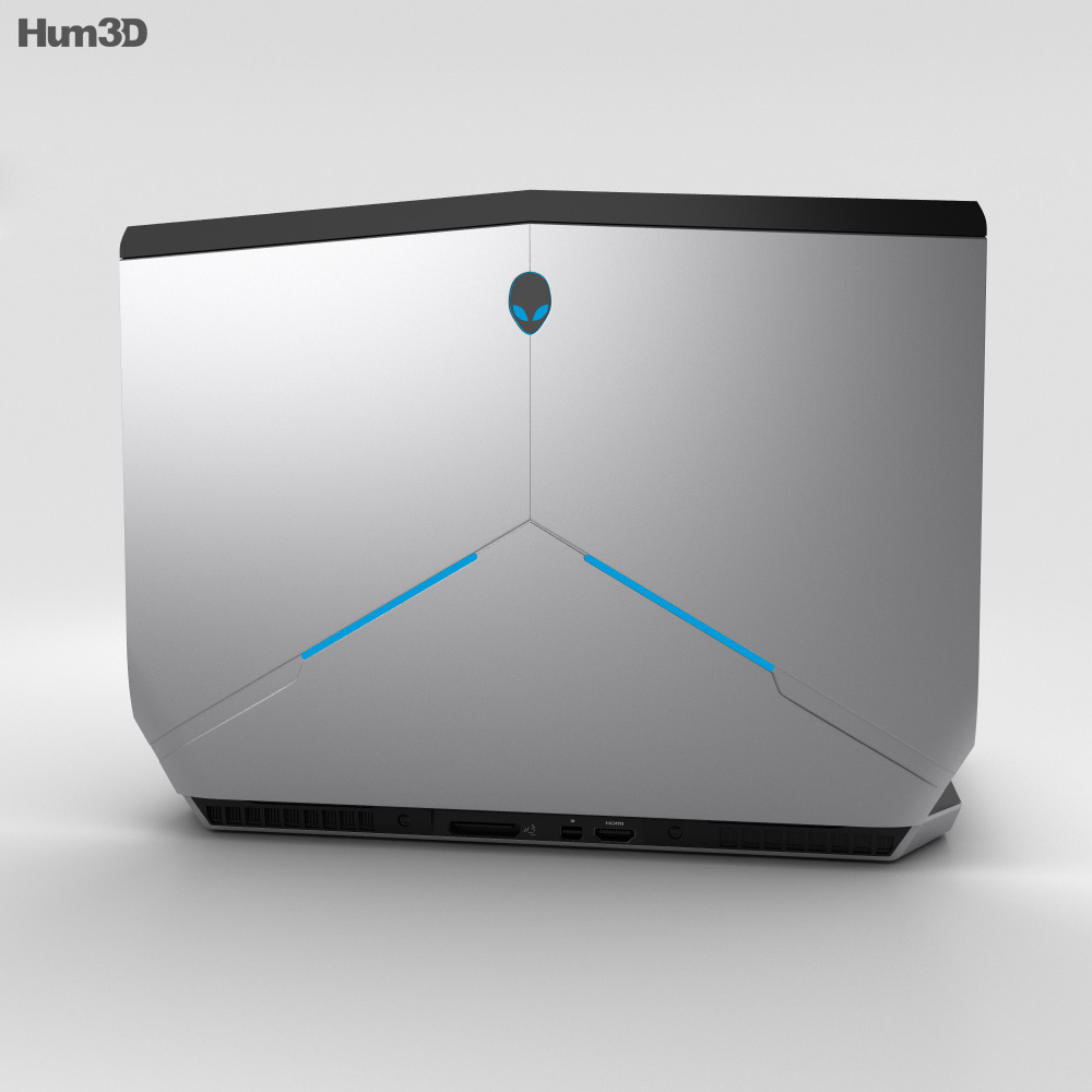 Dell Alienware 13 3d model