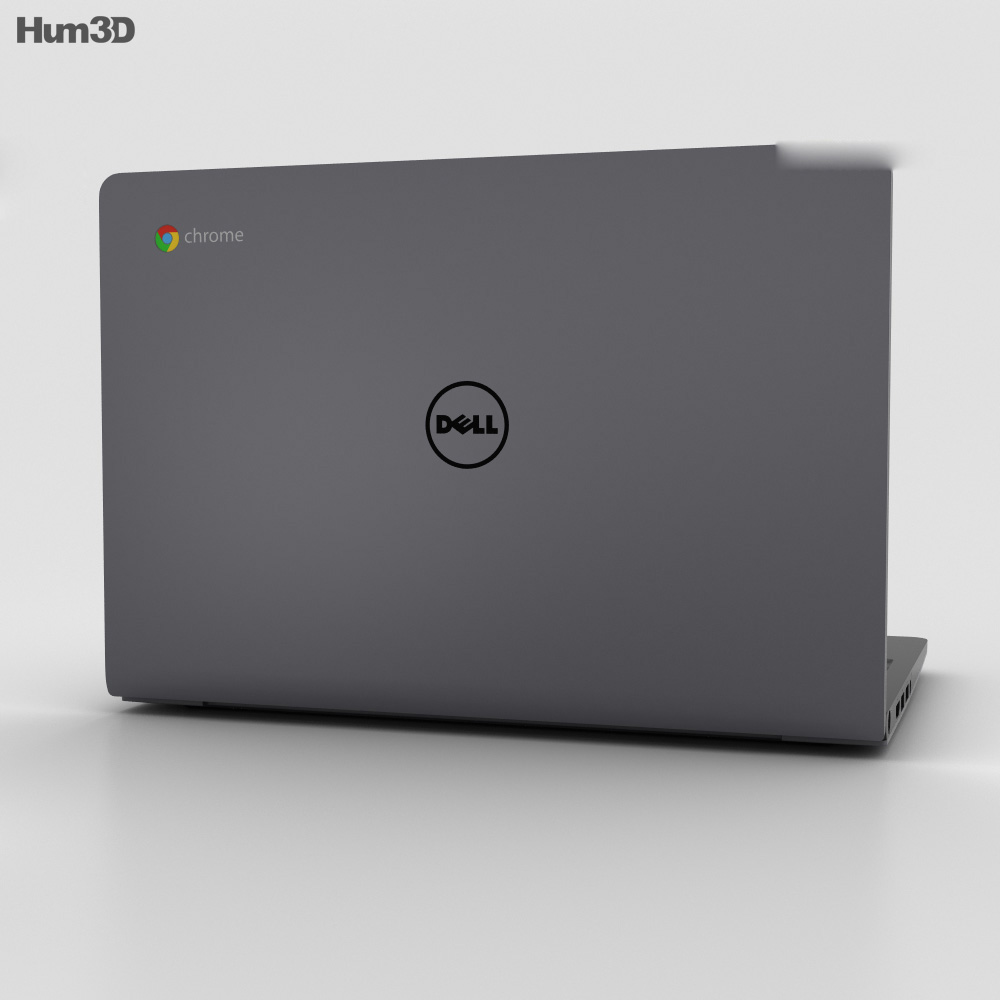 Dell Chromebook 11 3d model