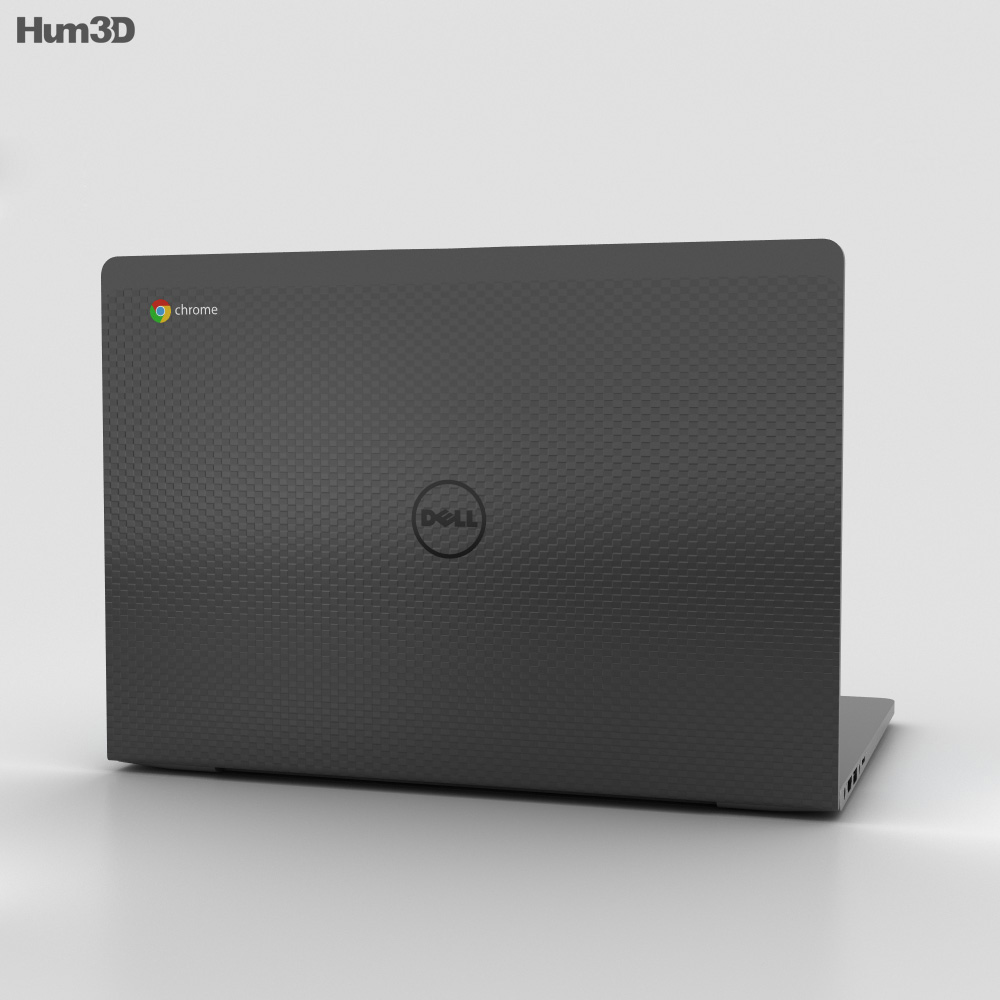 Dell Chromebook 13 3d model