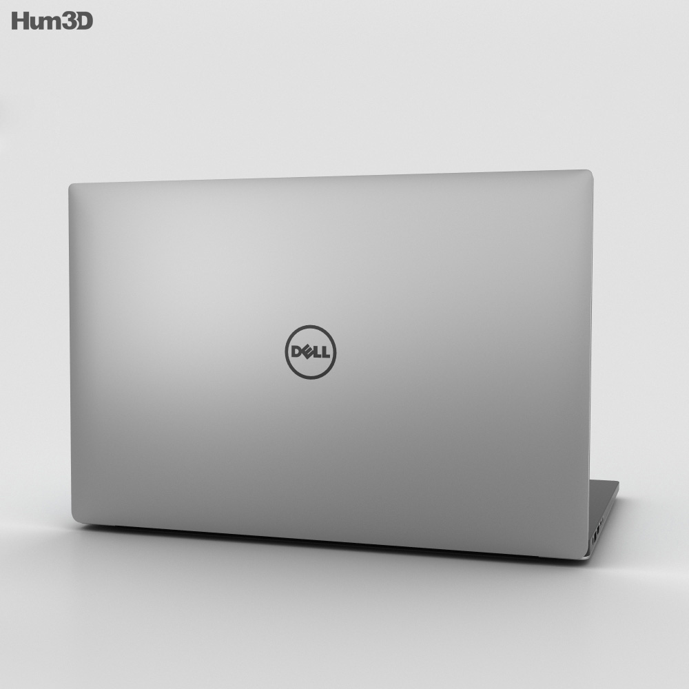Dell Precision 15 Series 5000 3d model