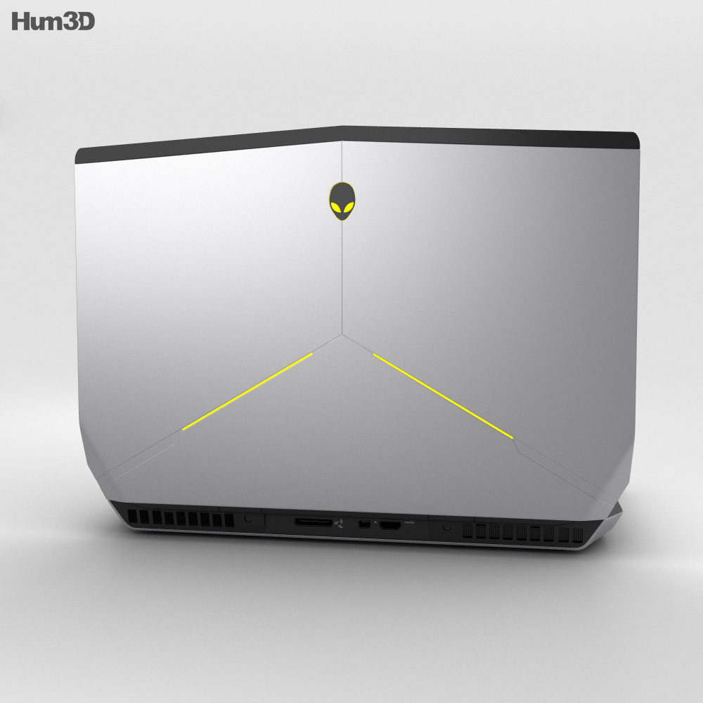 Dell Alienware 15 3d model
