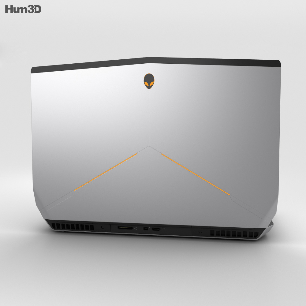 Dell Alienware 17 3d model