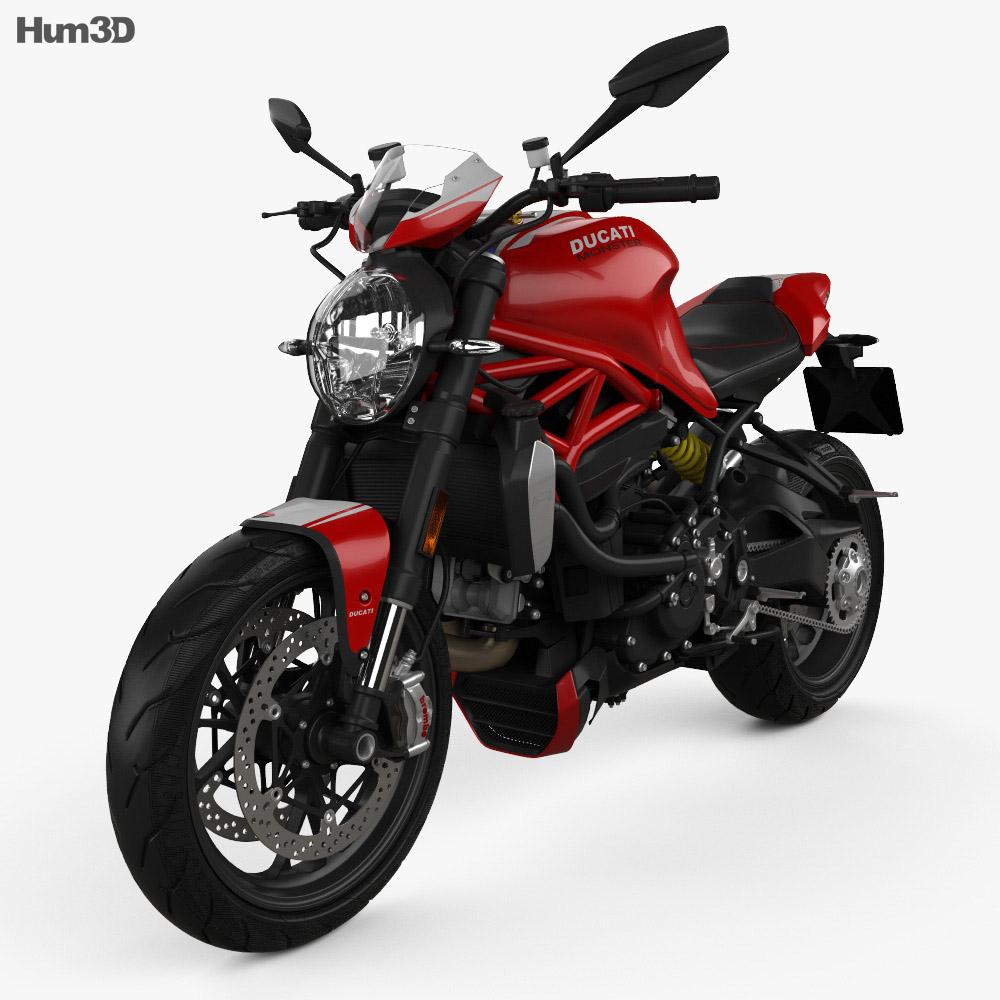 Monster Challenge Ducati