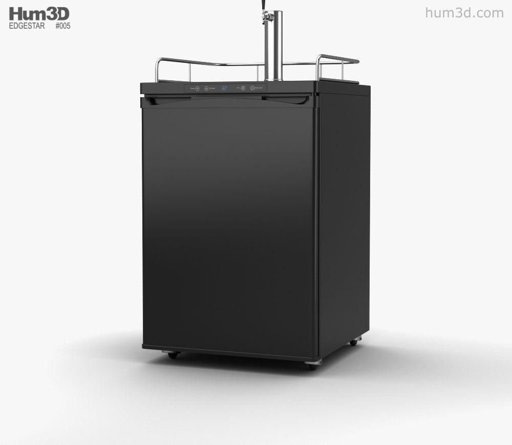 3D model of Edgestar KC3000