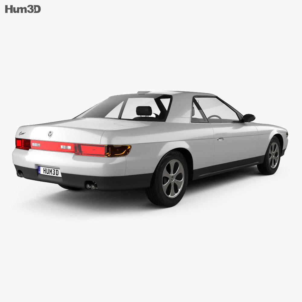 Eunos Cosmo 1990 3d model