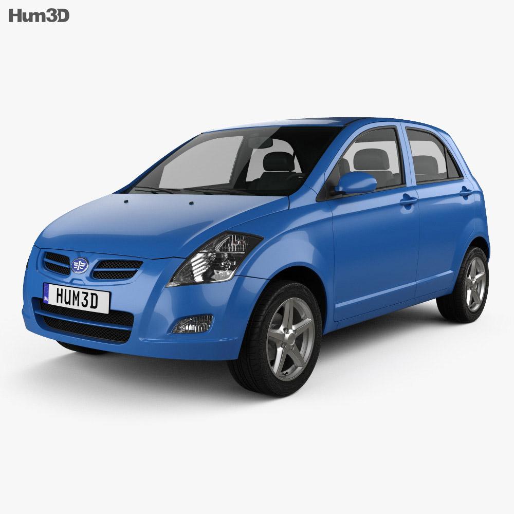FAW V2 Like 2015 3d model