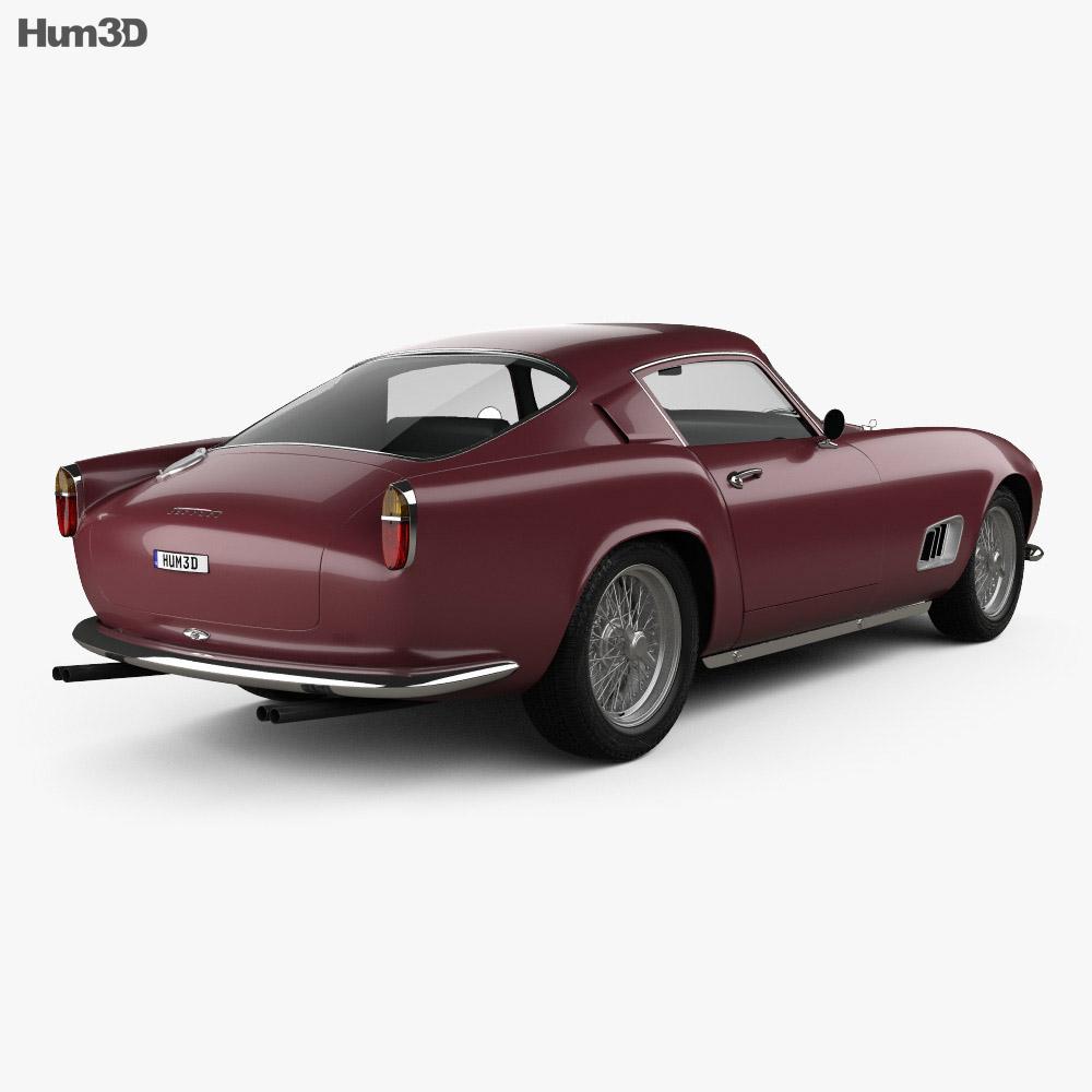 Ferrari 250 GT Berlinetta Tour de France 1956 3d model