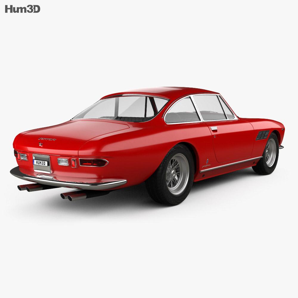 Ferrari 330 GT 1965 3d model