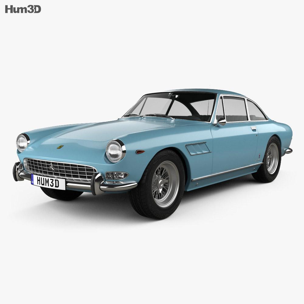 Ferrari 330 GT 2+2 1965 3d model