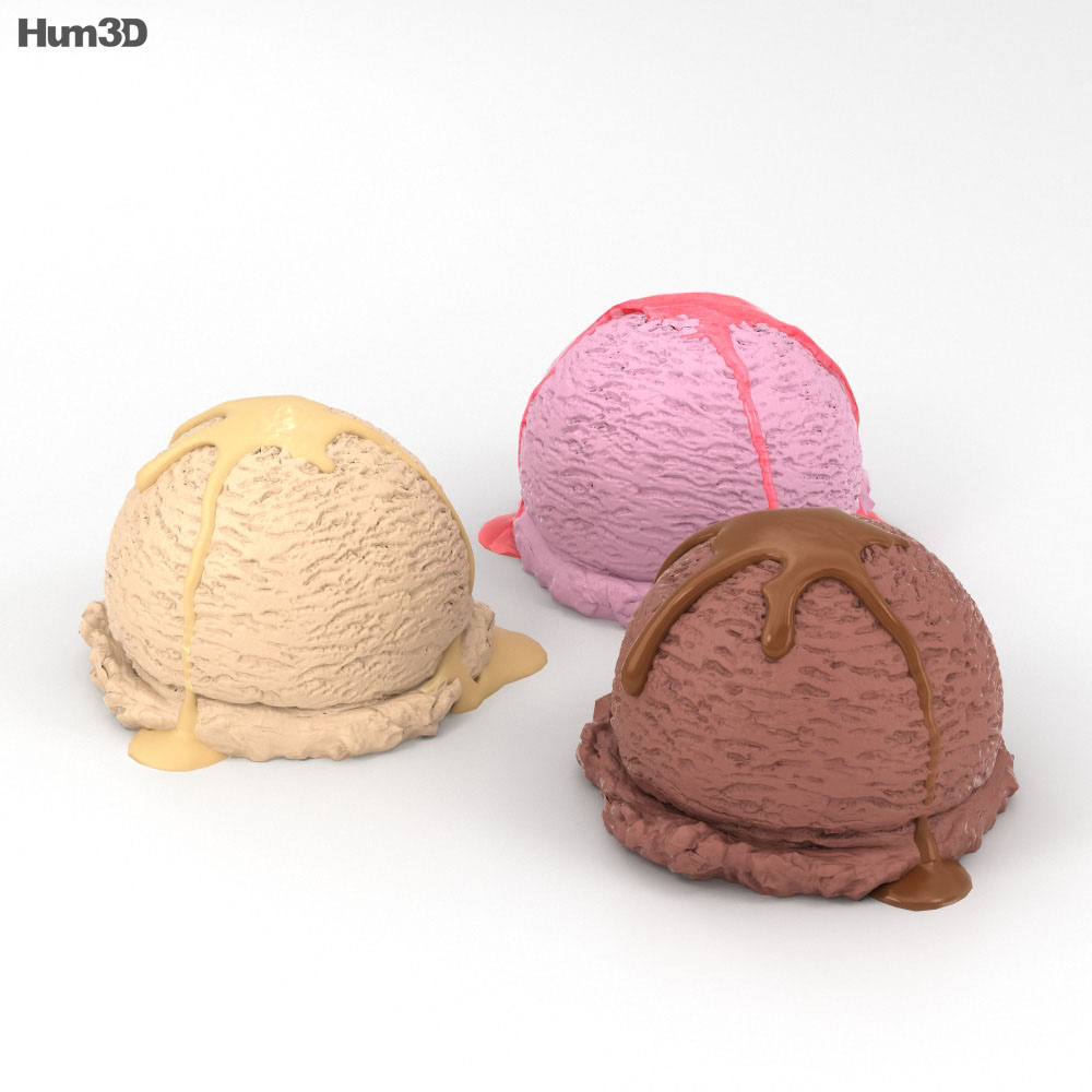 how to make ice cream balls