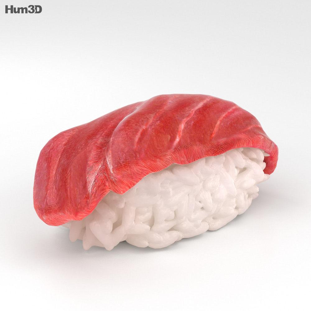 3D model of Sushi Toro