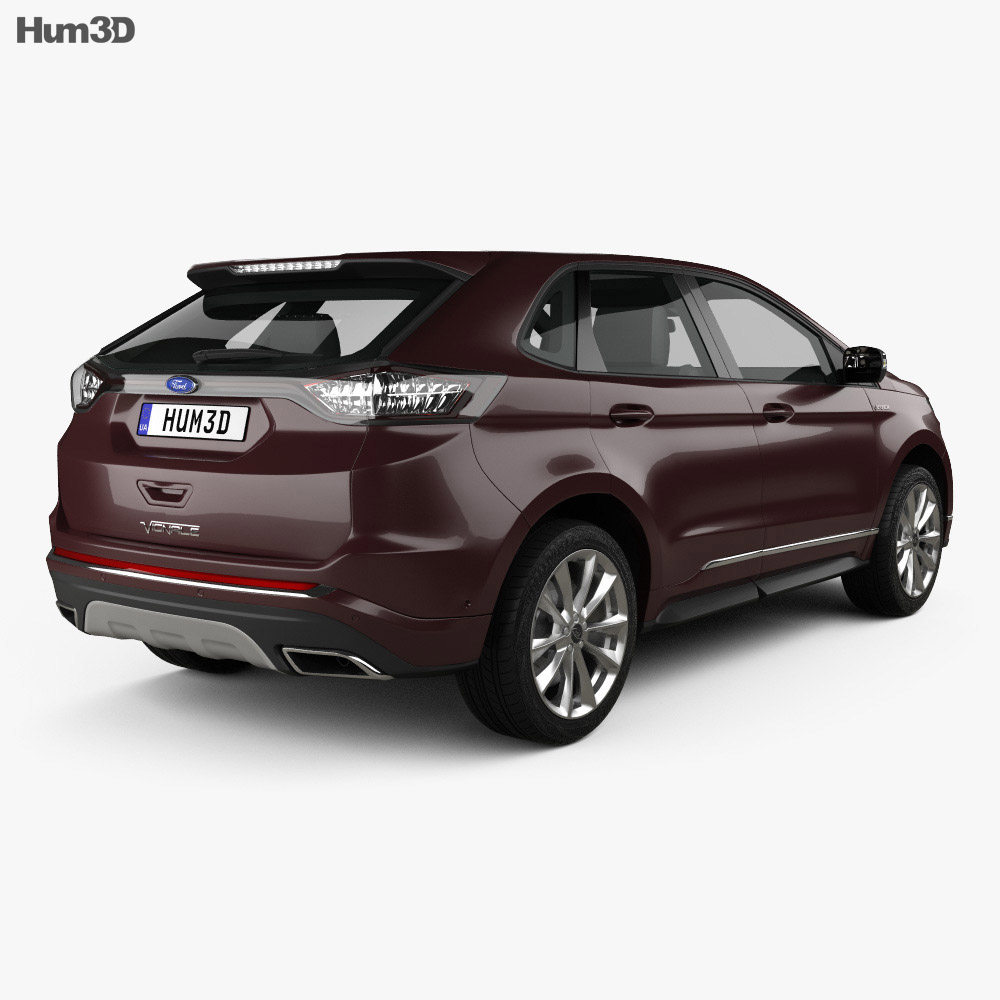 ford edge vignale 2016 3d model hum3d train clipart printables train clipart printables