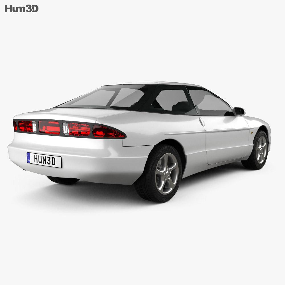 Ford Probe GT 1995 3d model