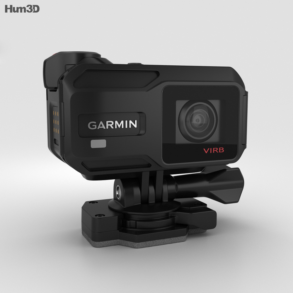 Garmin VIRB XE 3d model
