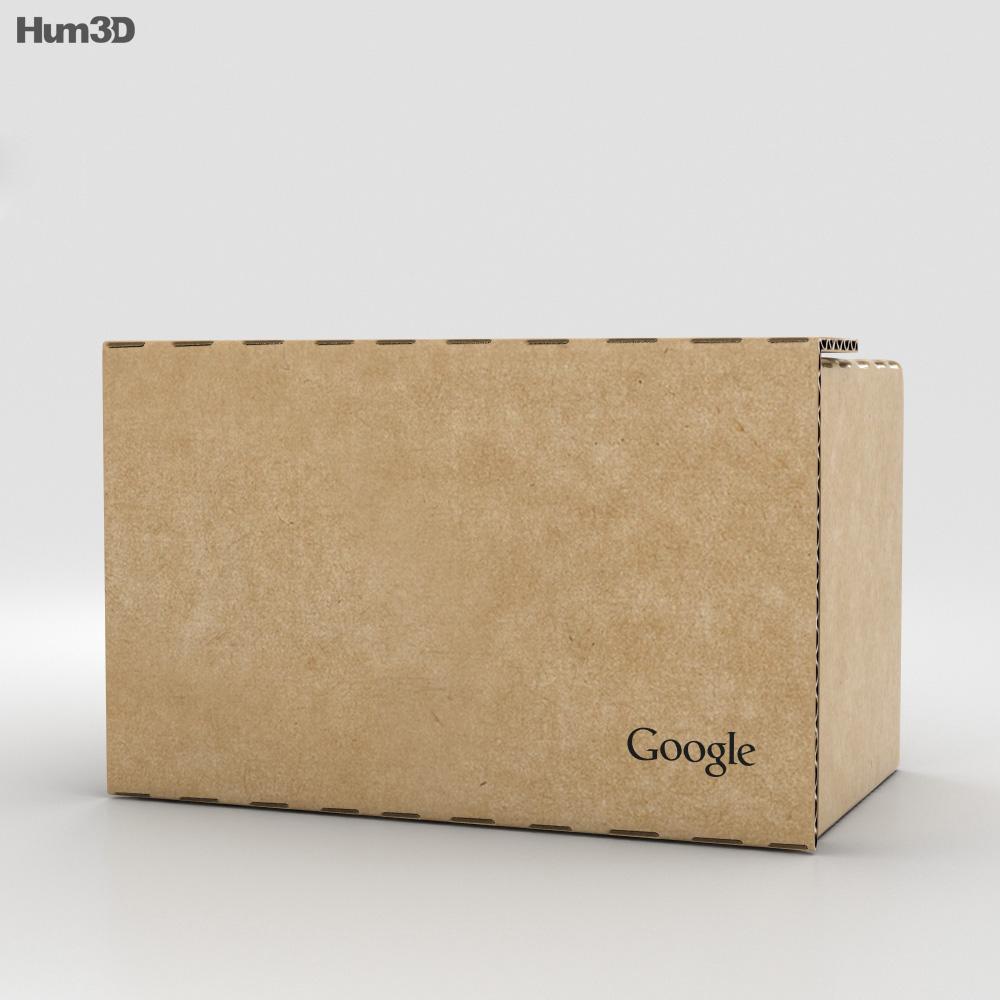 Google Cardboard 3d model