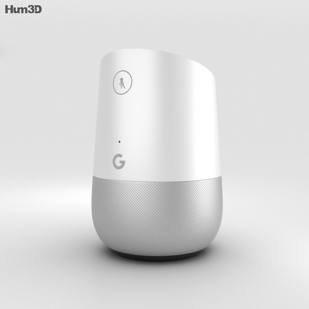 Google Home Speaker 3d model